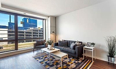 Living Room, 811 S Washington Ave 1508, 0