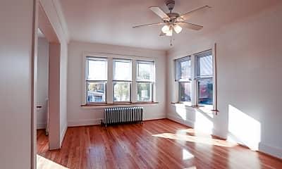 Living Room, 4809 N Bell Ave, 1