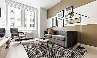 Living Room, 138 Fulton St, 0