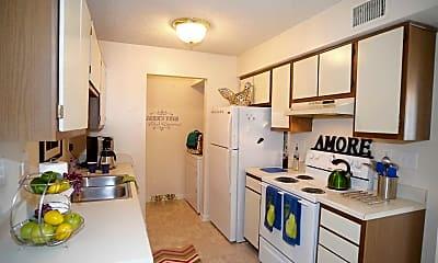 Kitchen, Ashbrook, 1