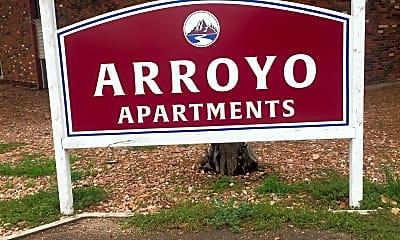 Arroyo Apartments, 1