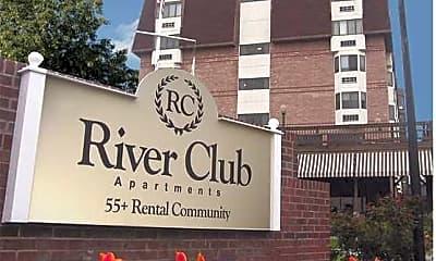 River Club Apartments, 0