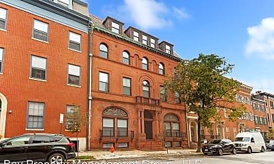 Building, 815 Park Ave, 1
