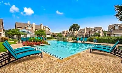 Pool, 9500 Valley Ranch Pkwy E, 2