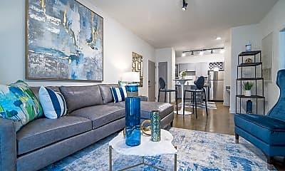Living Room, Comet Bermuda Run, 1