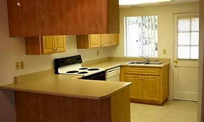 Kitchen, Hillside Terrace, 1