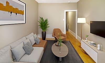 Living Room, 5107 W Stiles St, 2