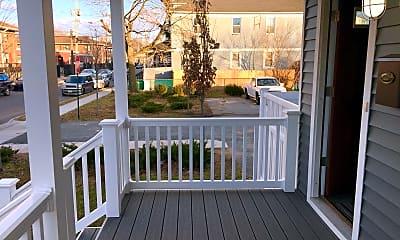 Patio / Deck, 1302 Washington Ave, 1