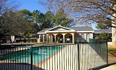 Pool, University Club Nacogdoches, 0