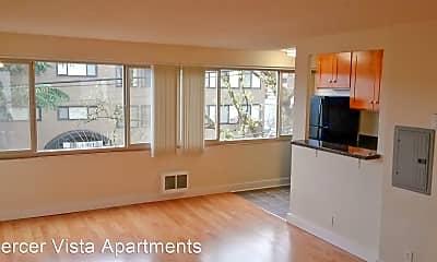 Living Room, 401 E Mercer St, 0