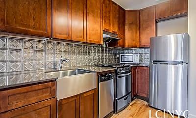 Kitchen, 106 W 118th St, 1