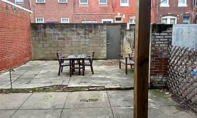 Patio / Deck, 1823 S Broad St 1, 2