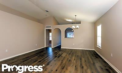Living Room, 1011 Brenton Leaf Drive, 1