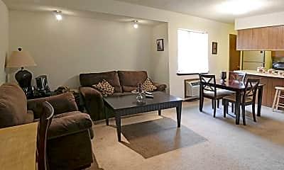 Living Room, Delmar at Bentonville, 1