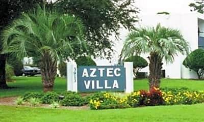 Aztec Villa Apartments, 2