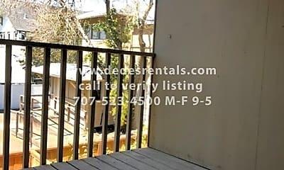 Patio / Deck, 714 College Ave, 2