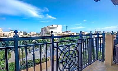 Patio / Deck, 357 Almeria Ave, 0