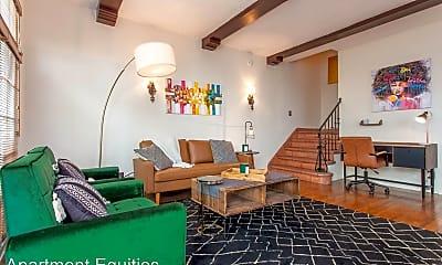 Living Room, 8317 Blackburn Ave, 1