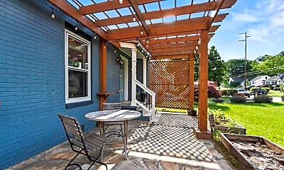 Patio / Deck, 1622 May Ave SE, 1