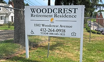 Woodcrest Retirement Residence, 1