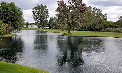 Lake, Old Orchard Senior Living, 1