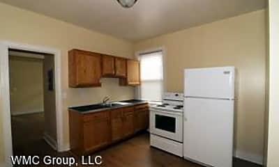 Kitchen, 25 E Court St, 2