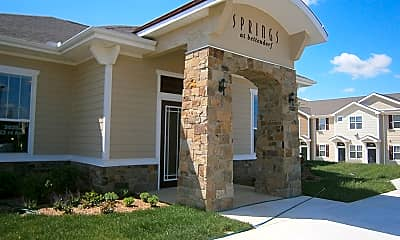Community Signage, Springs at Bettendorf Apartments, 2