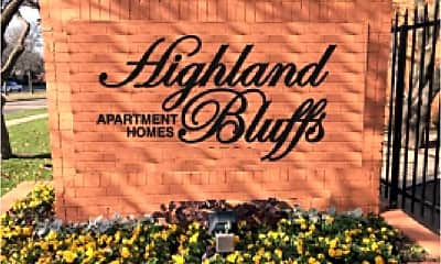 Highland Bluffs, 0