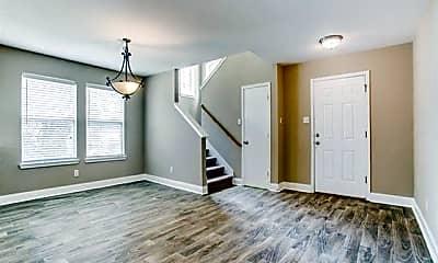 Living Room, 2117 Arthur St, 1