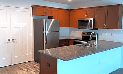 Kitchen, 3233 SW Clare Ave, 2