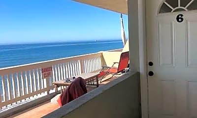 Patio / Deck, 6561 Del Playa Dr, 1