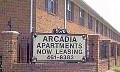 Arcadia Apartments, 2