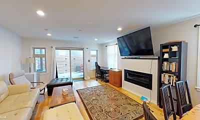 Living Room, 1013 S 12th St, 0