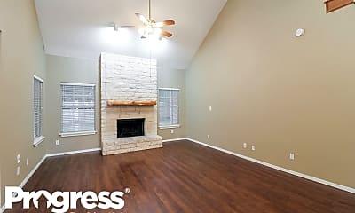Living Room, 7310 Heritage Oaks Ct, 1
