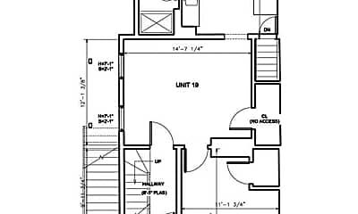 Kitchen, 19 Norumbega Terrace, 1
