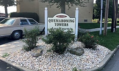 Quemahoning Towers, 1