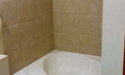 Bathroom, University Gables, 2