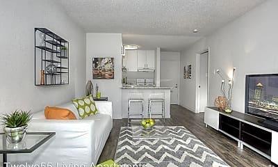 Living Room, 1255 University Ave, 2
