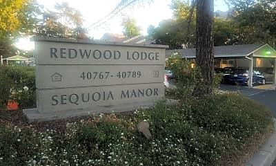 Sequoia Manor, 1