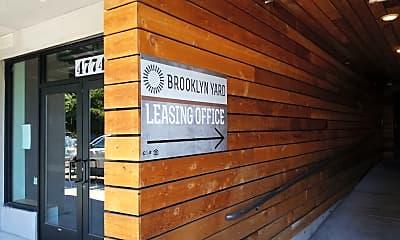 Brooklyn Yard, 1