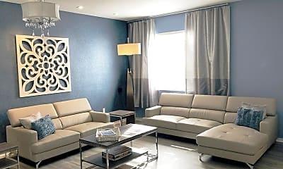Living Room, 3428 SW 171st Terrace, 0