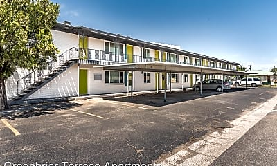 Building, Greenbriar Terrace Apartments:  3003 W. 27th Ave, 1