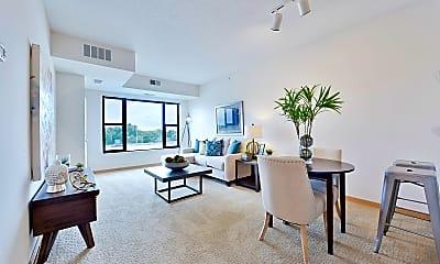 Living Room, Hiawatha Flats, 0