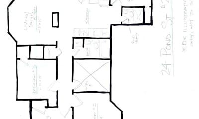 Building, 24 Pond St, 1