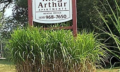King Arthur Apartments, 1