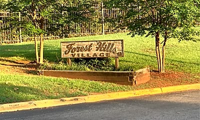 Forest Hills Village, 1