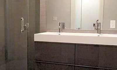 Bathroom, 68 W 126th St, 2