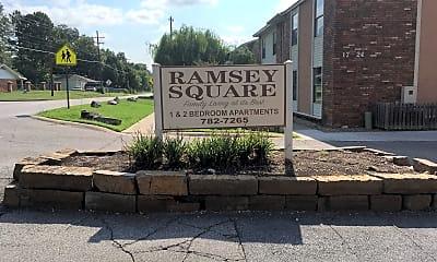 Ramsey Square, 1