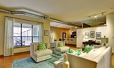 Living Room, 150 Sabine St, 1