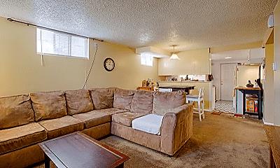 Living Room, 1217 Yosemite St, 1